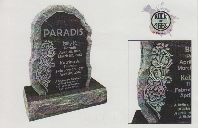 Graveside Memorial Co Ltd