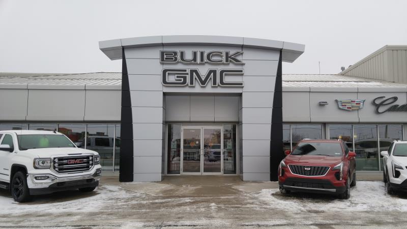 Wheaton GMC Buick Cadillac Ltd