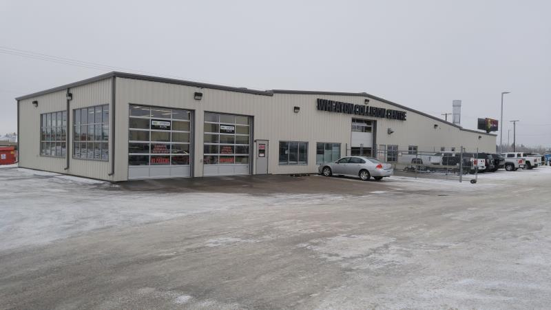 Wheaton GMC Body Shop