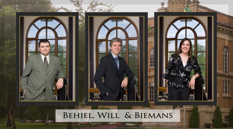 Behiel Will & Biemans barristers & solicitors