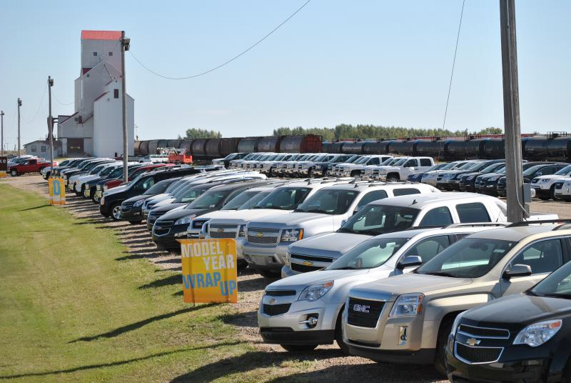 Watrous Mainline GM Dealer has New SUVs and Crossovers and Used SUVs and Crossovers for sale