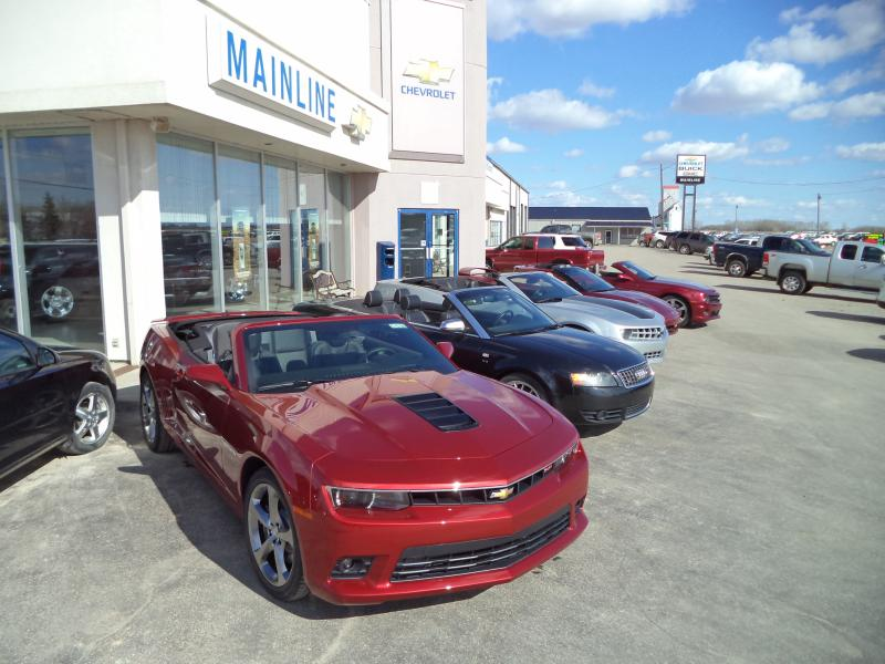 Mainline Motors Watrous New and Used Cars convertibles