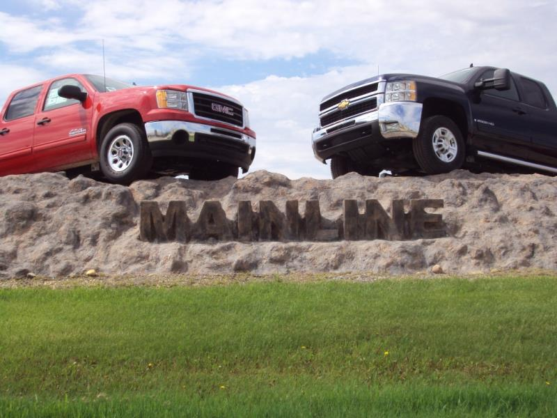 Mainline Motors Watrous New and Used Sierra and Silverado GM trucks