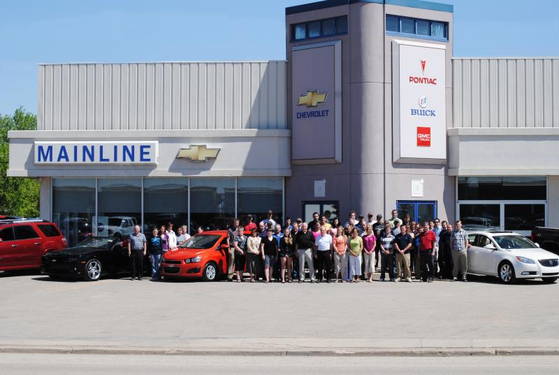 Mainline Motors Watrous has great selection and is a friendly place to buy a vehicle