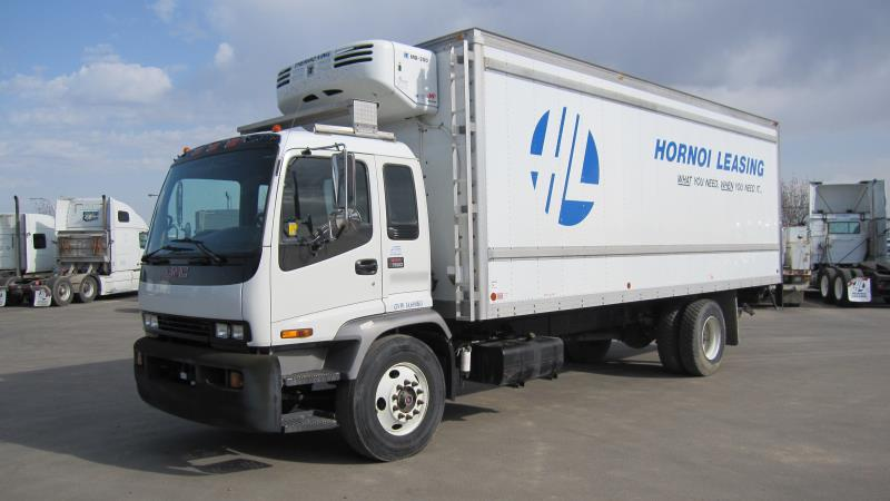 Hornoi Leasing Ltd Flatdecks, Vans, Lowbeds, 1 ton, 3 tons, picker trucks, storage trailer