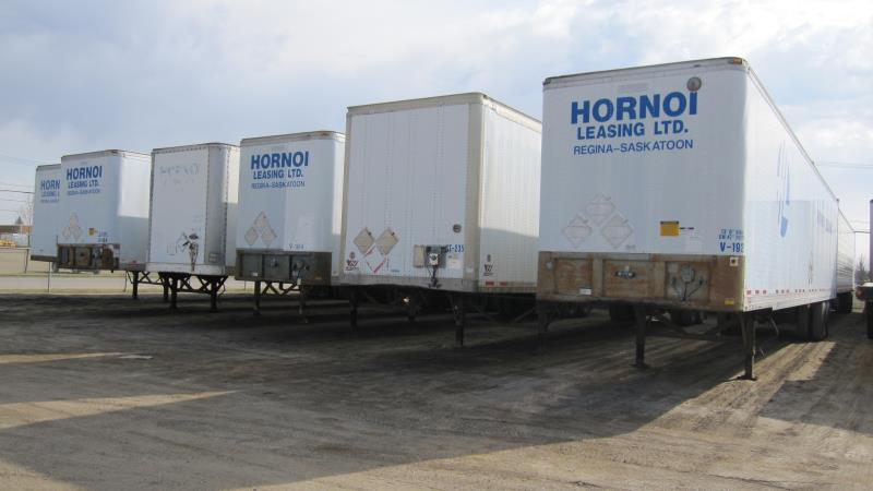 Hornoi Leasing Ltd Storage Vans, Containers for rent or sale
