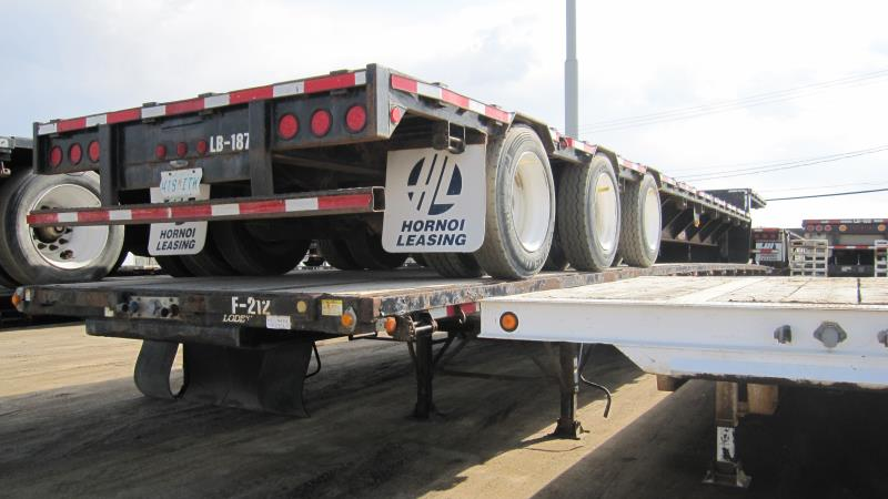 Hornoi Leasing Ltd Trailers, tractor trailers