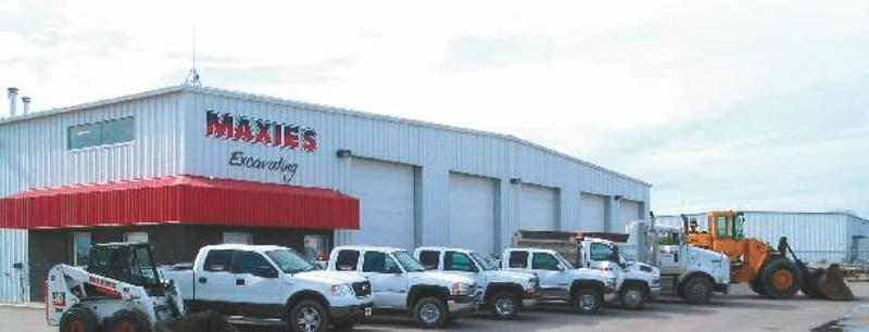 Maxie's Excavating - Saskatoon Maxies's Excavating Location