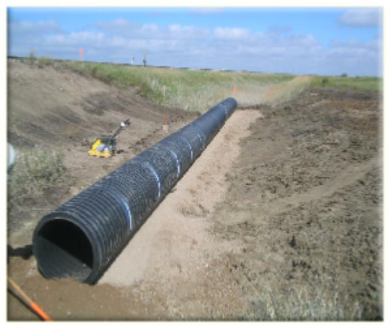 Maxie's Excavating - Saskatoon Drainage Systems