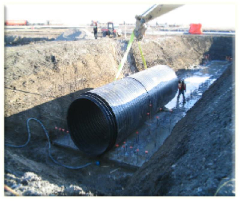 Maxie's Excavating - Saskatoon Culvert Installations