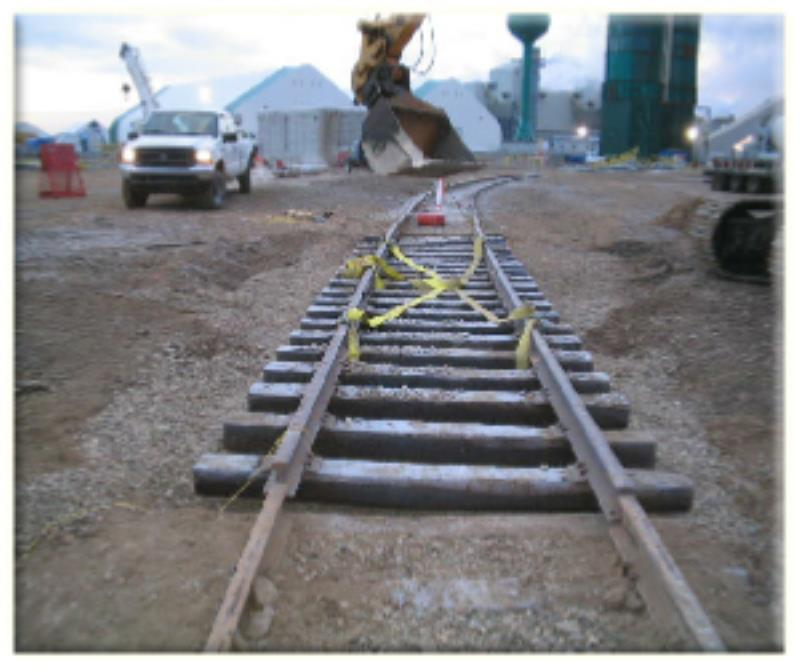 Maxie's Excavating - Saskatoon Railway Spur Line