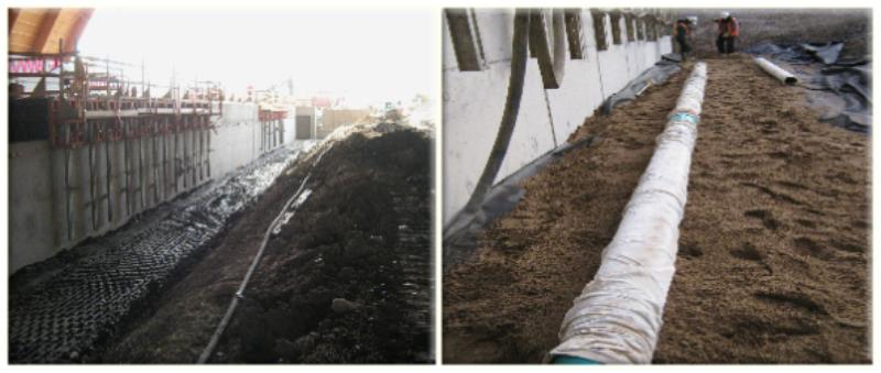 Maxie's Excavating - Saskatoon Weeping Tile Installation
