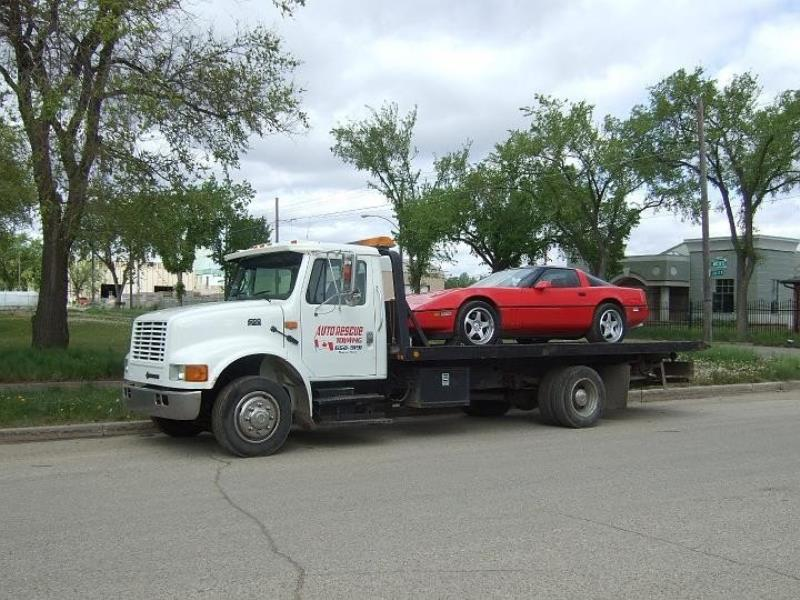 Auto Rescue Towing