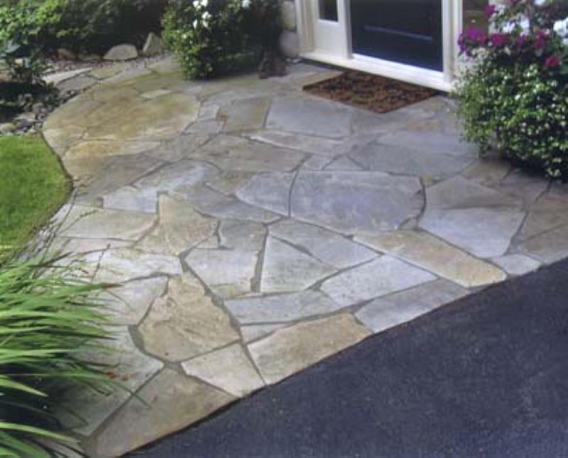 Deptuck's Landscaping - patio