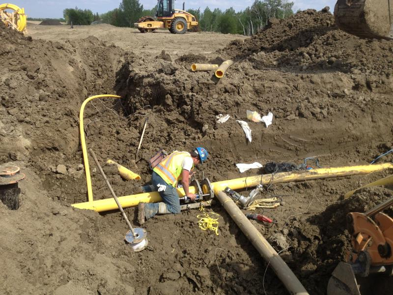 Tall Trenching