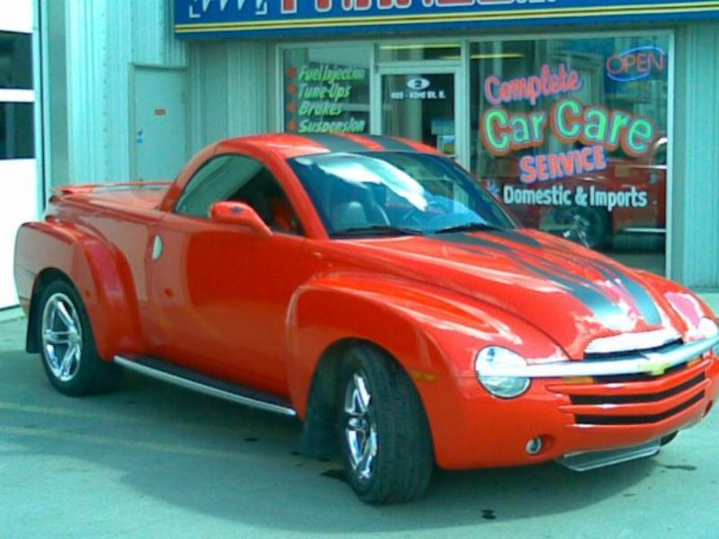2005 Chevy SSR