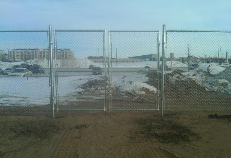 Madsen Fence Ltd - Outdoor Sports Fence