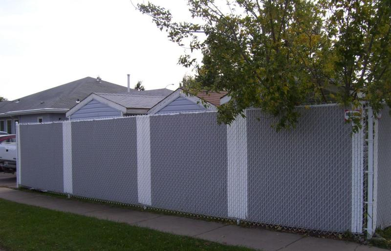 Madsen Fence Ltd - Privacy Slats