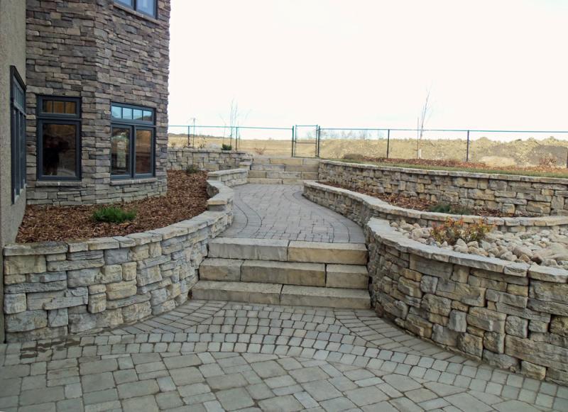 Rosetta Belevedere Wall