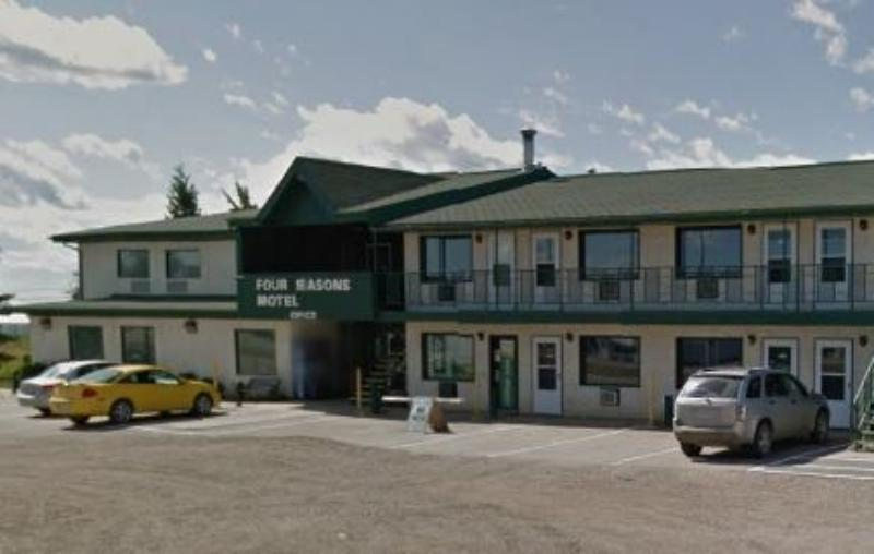 Four Seasons Motel Motels Meadow Lake Sk Mysask411 Com