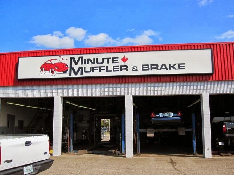 Minute Muffler & Brake Storefront
