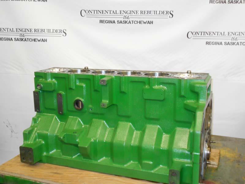 Green Engine Rebuild