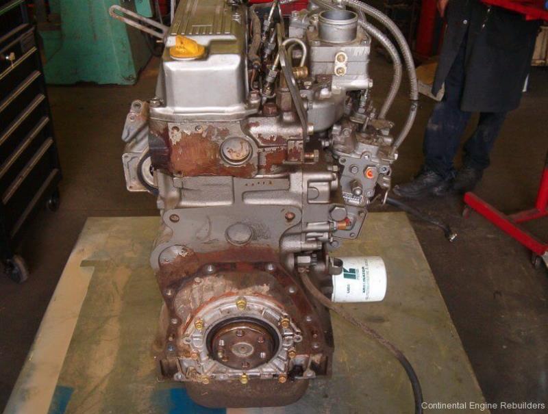 Yarman 3-Cylinder Engine