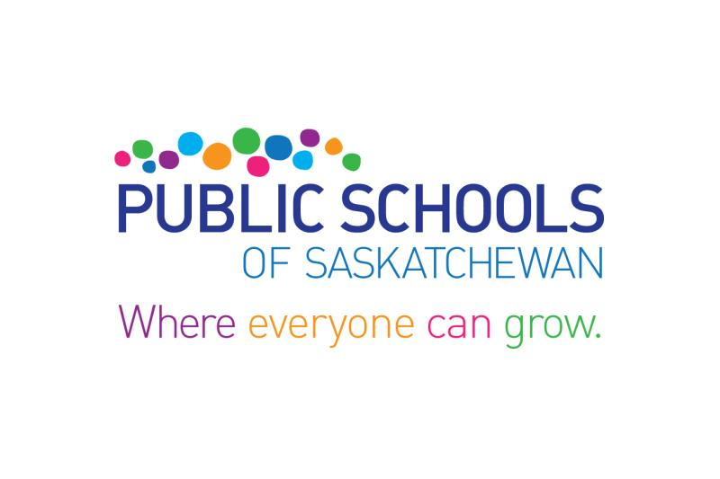 Public Schools of Saskatchewan.  Where everyone can grow.