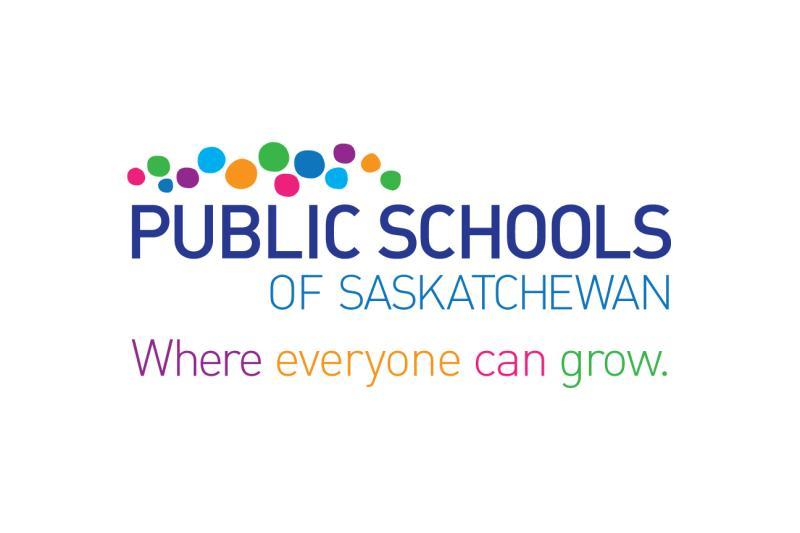 Public Schools of Saskatchewan.  Where everyone can grow.