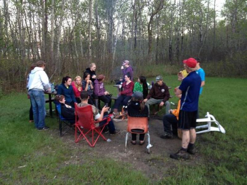 Biology Camping Trip