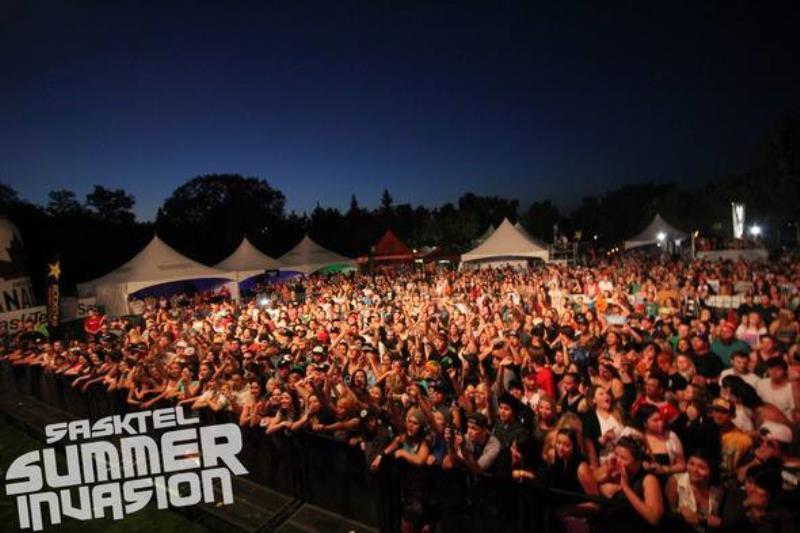 SaskTel - Summer Invasion