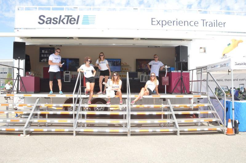 SaskTel Street Team