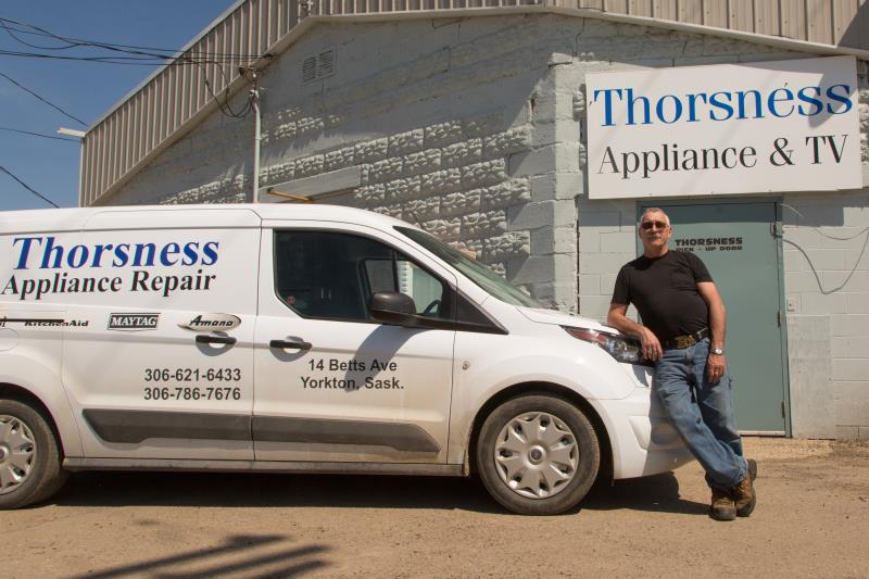 Thorsness Appliance