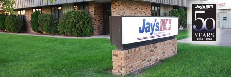 Jay's Transportation Group Ltd, moving and freight