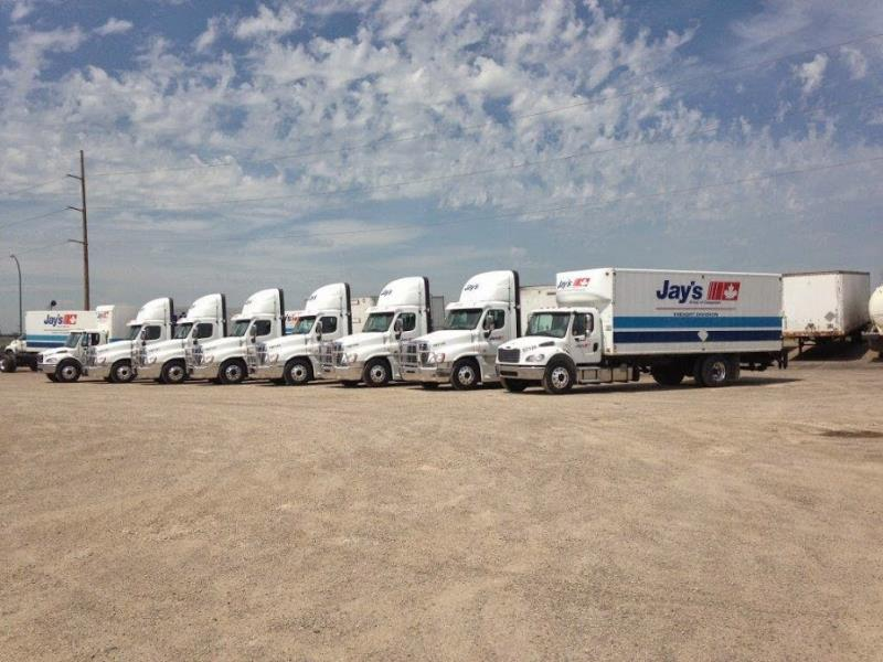 Jay's Transportation Group Ltd Moving and Freight
