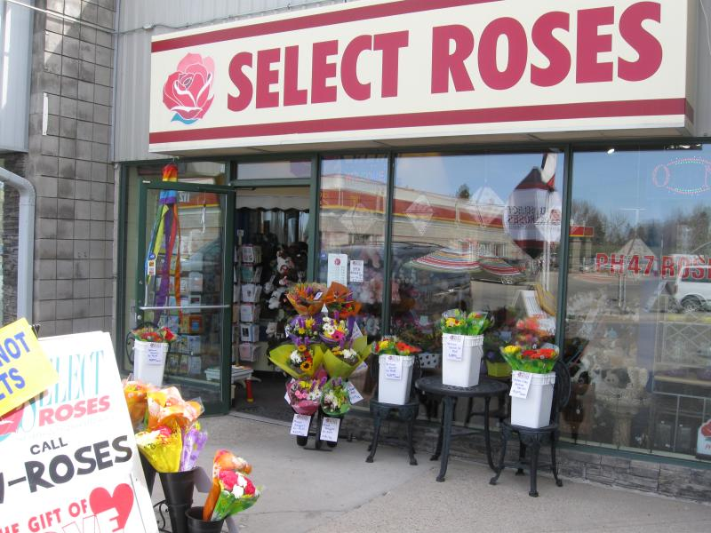 Saskatoon Flower Shop