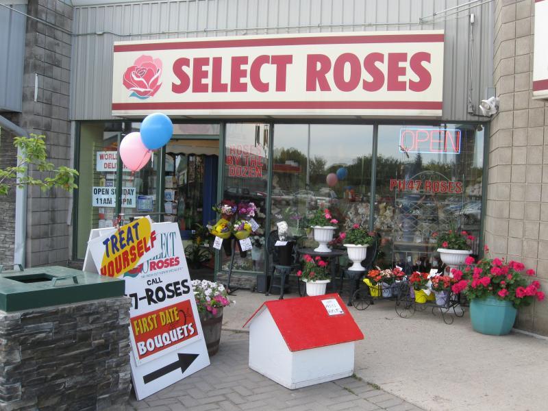 Saskatoon's Best Flower Shop