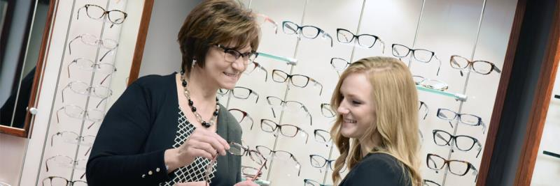 Invision Eye Care Centre optometrists