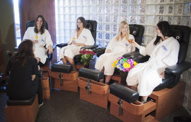 Group Pedicures