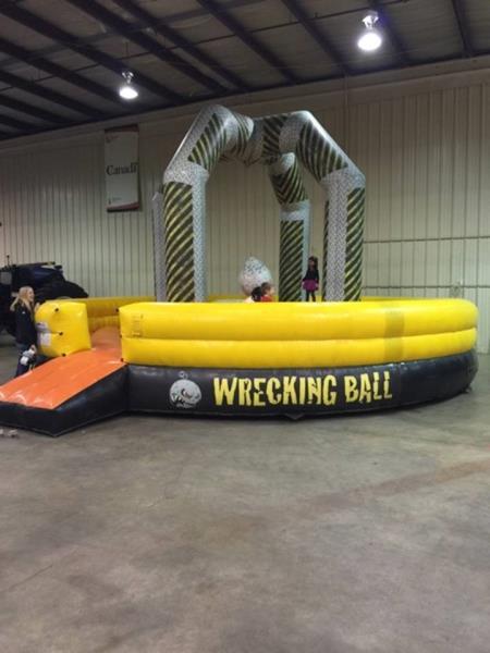 DJ's Amusement Rides - Wrecking Ball