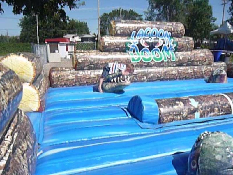 DJ's Amusement Rides - Lagoon of Doom