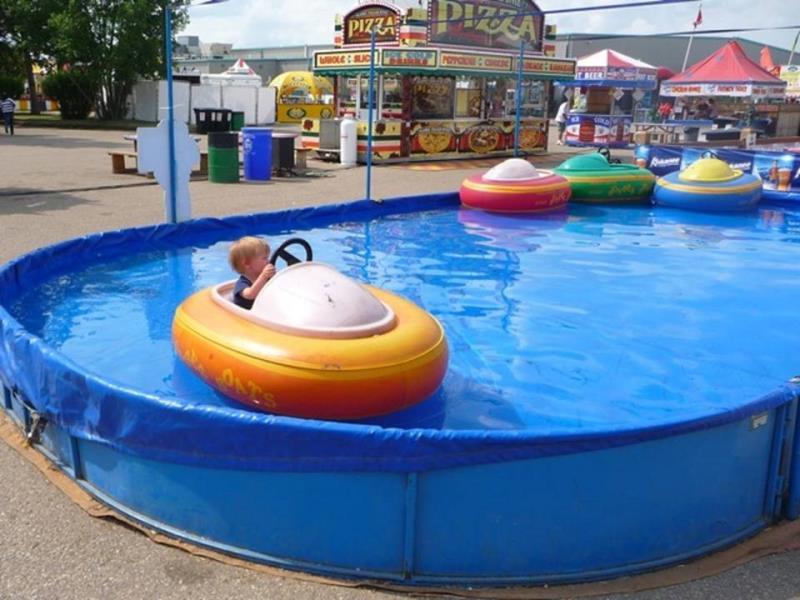 DJ's Amusement Rides - Bumper Boats