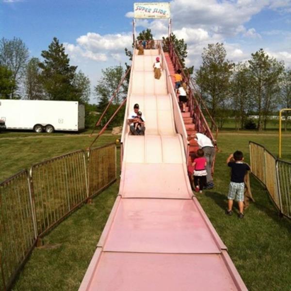 DJ's Amusement Rides - Slide