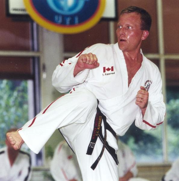 Kopperud Taekwon-Do Schools Inc. Tap into your full potential!
