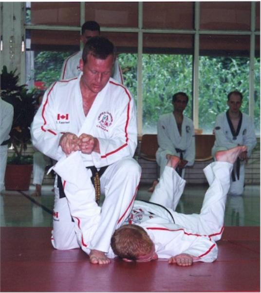 Kopperud Taekwon-Do Schools Inc.  Flexible programs for children, youth, adults and families.