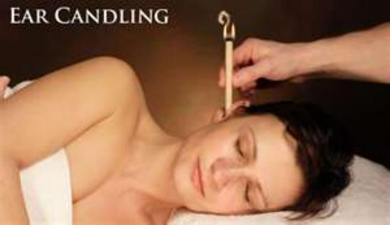Facials, Bum Facials, Microdermabraision, Ear Candling