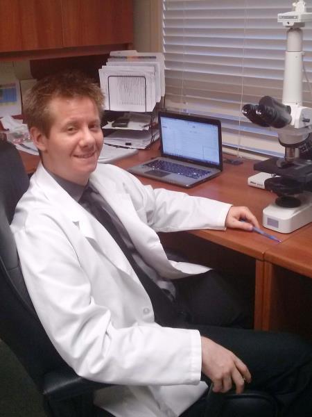 Dr. Evan McCarvill