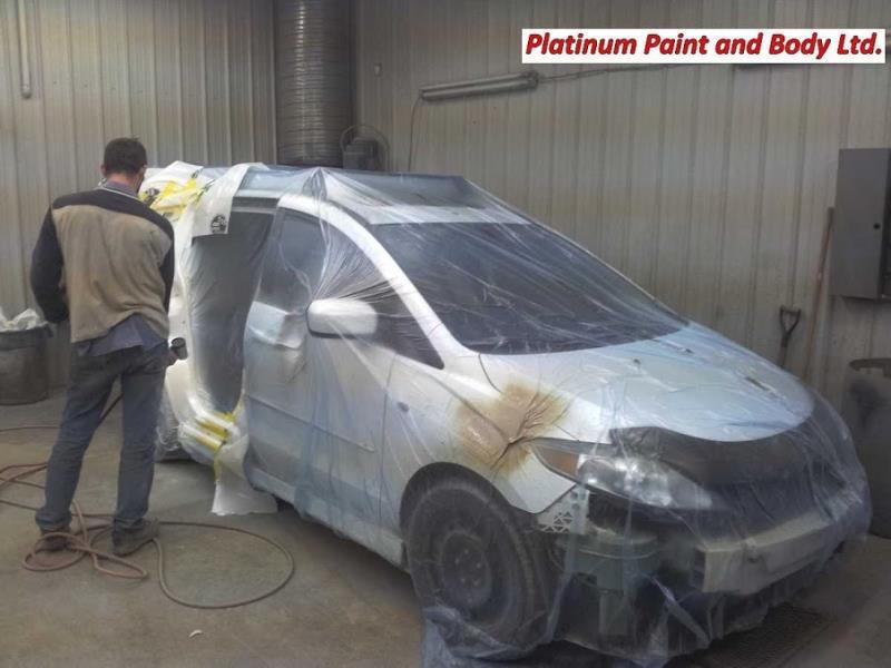 Platinum Paint & Body Ltd