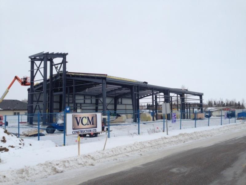 VCM Construction Ltd