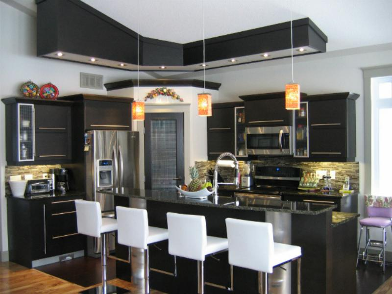 Complete custom kitchen